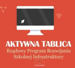 Logo MEN Aktywna tablica